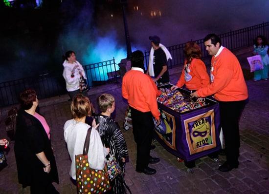 Treats, Not Tricks, at Mickey's Halloween Party