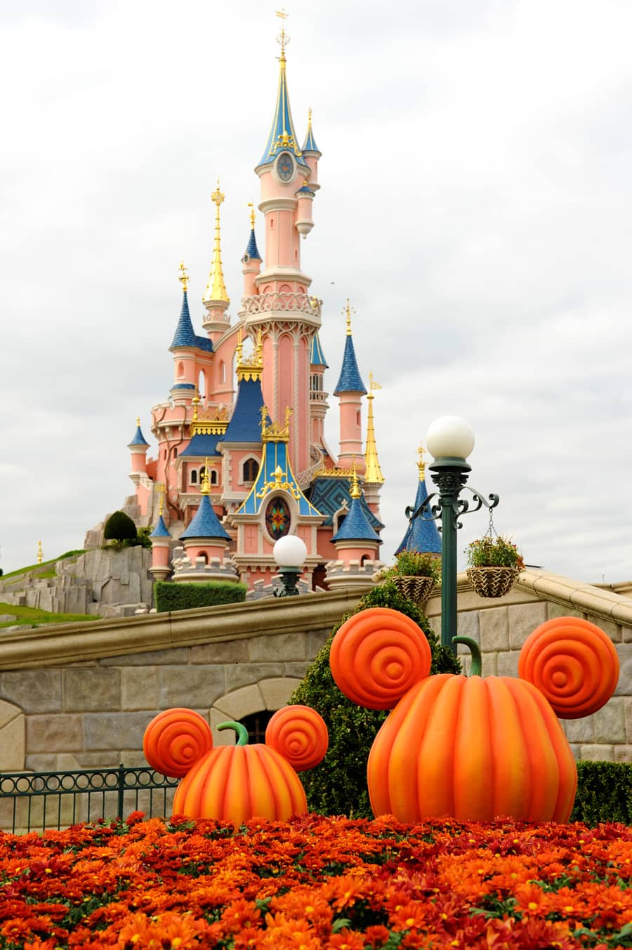 disney s halloween festival in paris disney parks blog. Black Bedroom Furniture Sets. Home Design Ideas