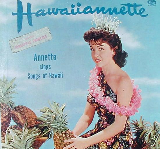 'Hawaiianette'