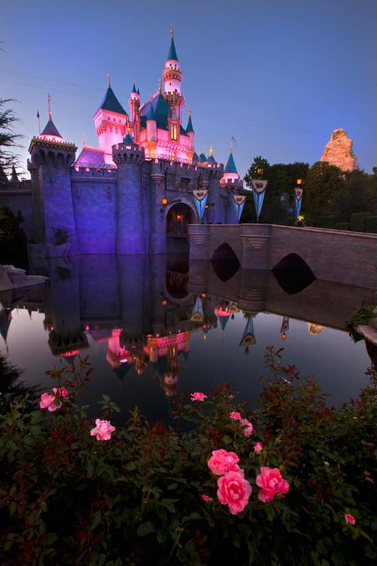 Painting With Light at Disneyland Park