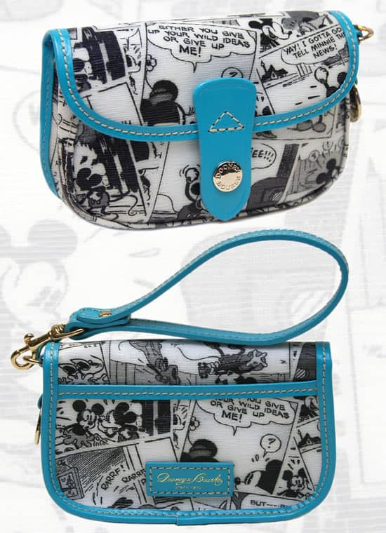 New Wristlets from the Dooney & Bourke Comic Collection