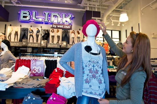 Blink by Wet Seal, Now Open at Downtown Disney at Walt Disney World Resort