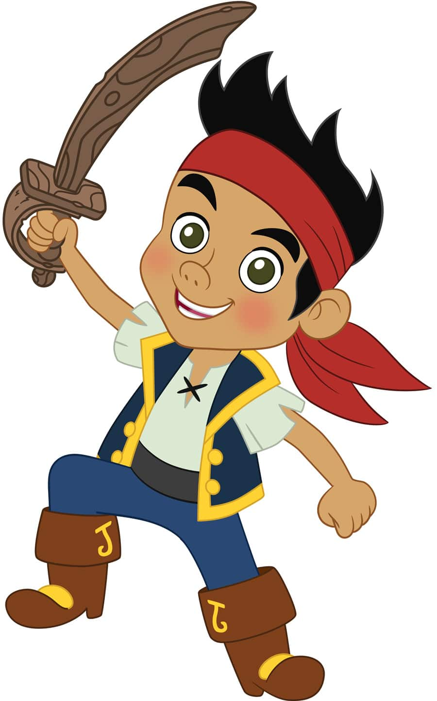 Never Land Pirate Jake Is Coming To Disney Parks Disney Parks Blog