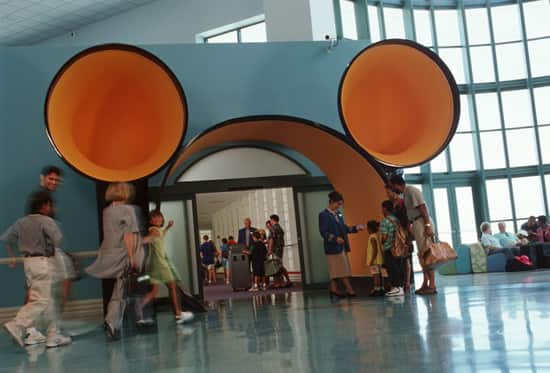 Vintage Walt Disney World: Disney Cruise Line Terminal Opens at Port Canaveral