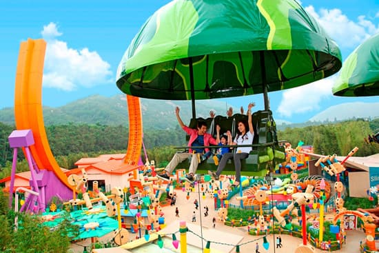 Toy Story Land Officially Opens at Hong Kong Disneyland