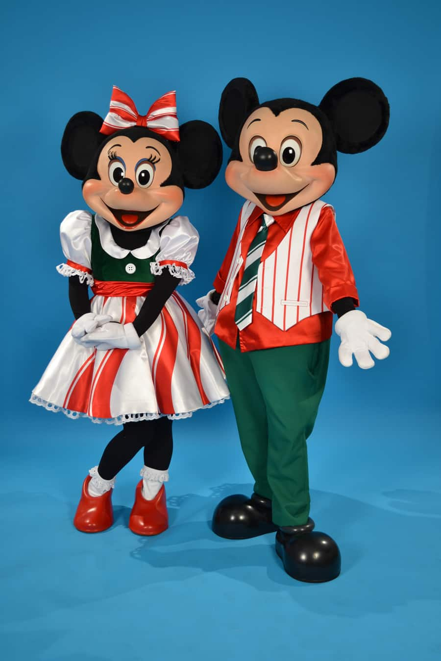 6190688dc5d8e2 Disney Characters Get Dressed Up for Holiday Fun at Disney Parks ...