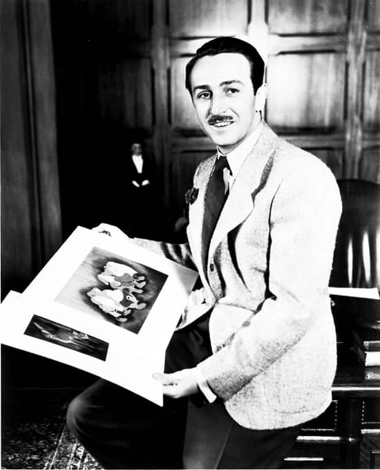 Walt Disney and 'Snow White and the Seven Dwarfs'