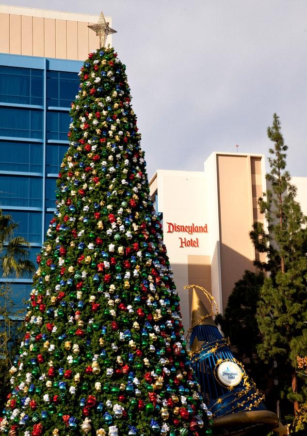 Holidays at the Disneyland Resort Hotels