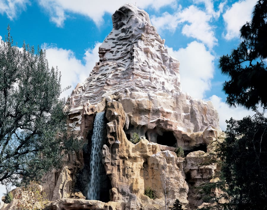 Image result for matterhorn disneyland