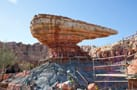 Cars Land Continues to Take Shape at Disney California Adventure Park