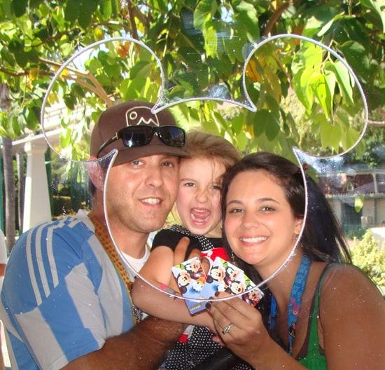 Amanda Ficili, the First 'Disneyland' Mom on the Walt Disney World Moms Panel, and Her Family at Disneyland Resort