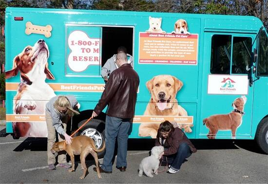 Doggy Treat Truck Goes to Walt Disney World Resort