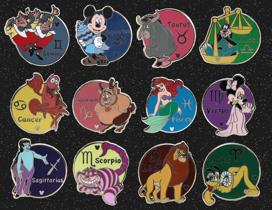 First Look at New Hidden Mickey Pins for 2012 at Disney