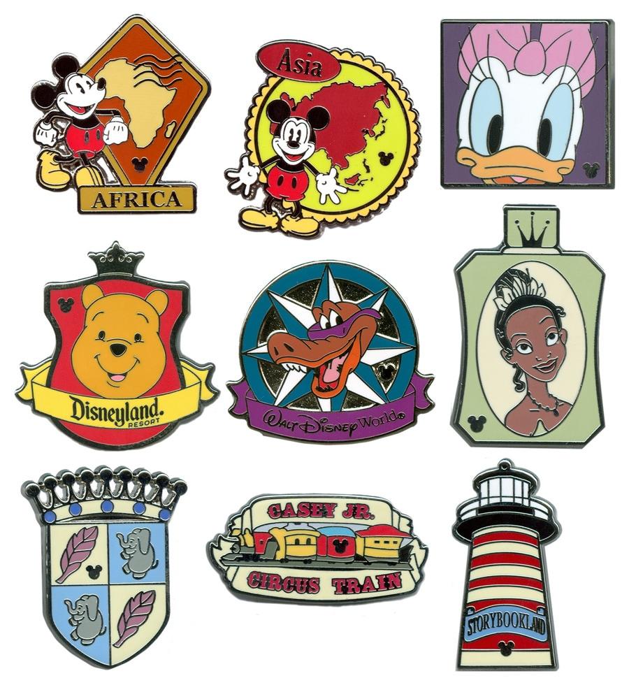Pins Cast Members Ariel Limited Edition Disneyland Paris 2019 !!