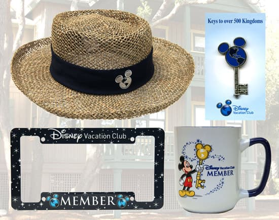 New Disney Vacation Club-Themed Items from Disney Theme Park Merchandise