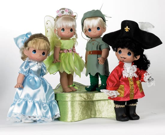 New Disney Precious Moments Doll Collection
