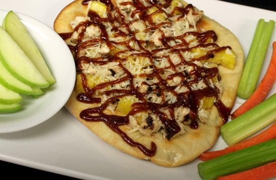 Kids' Menu at Liberty Tree Tavern in Magic Kingdom Park Includes Barbecued Chicken & Pineapple Flatbread Pizza Starting Feb. 15
