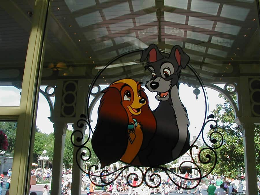 Sights Sounds At Disney Parks Ducky And Lady And The Tramp Disney Parks Blog