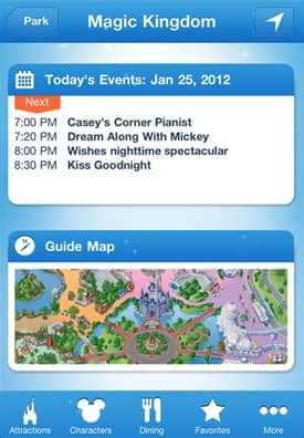 Disney Mobile Magic Now on iPhone