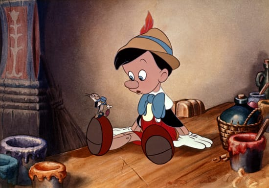 Characters from Walt Disney Picture's 'Pinocchio' Visit Magic Kingdom Park