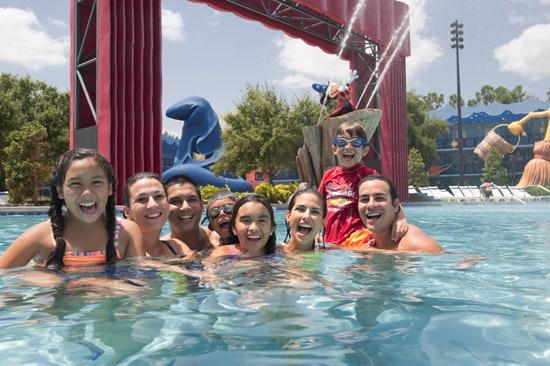 Visit a Disney Resort for Spring Break