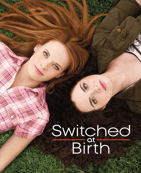 Katie Leclerc and Vanessa Marano of 'Switched at Birth'