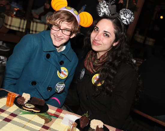 Guests Enjoyed a Bounty of Chocolate Treats During One More Disney Day