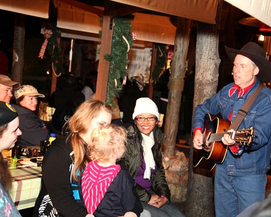 Disneyland Guest Favorite Denny Moynahan Delighted the Crowd with Live Music