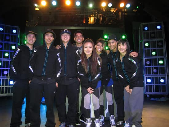 Kaba Modern, Competing This Weekend in TRON CITY'S DANCE CREW CHALLENGE