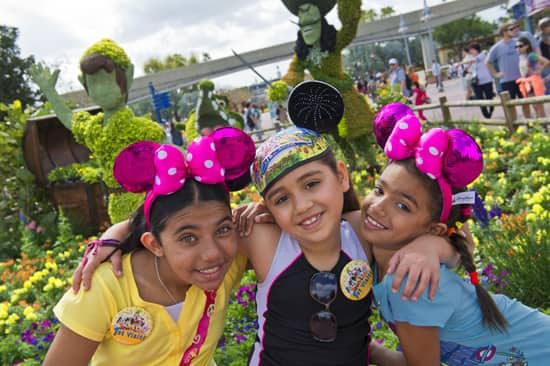 Flower Power Performances, HGTV Stars to Highlight This Year's Epcot International Flower & Garden Festival
