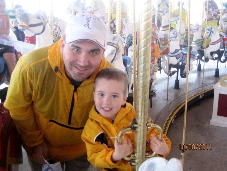 Dads resort and moms Disneyland Tips