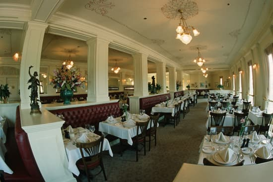 Bistro de Paris in Epcot at Walt Disney World Resort
