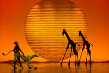 Disney Cruise Line Guests Can Enjoy the Disney Broadway Hit, 'The Lion King'