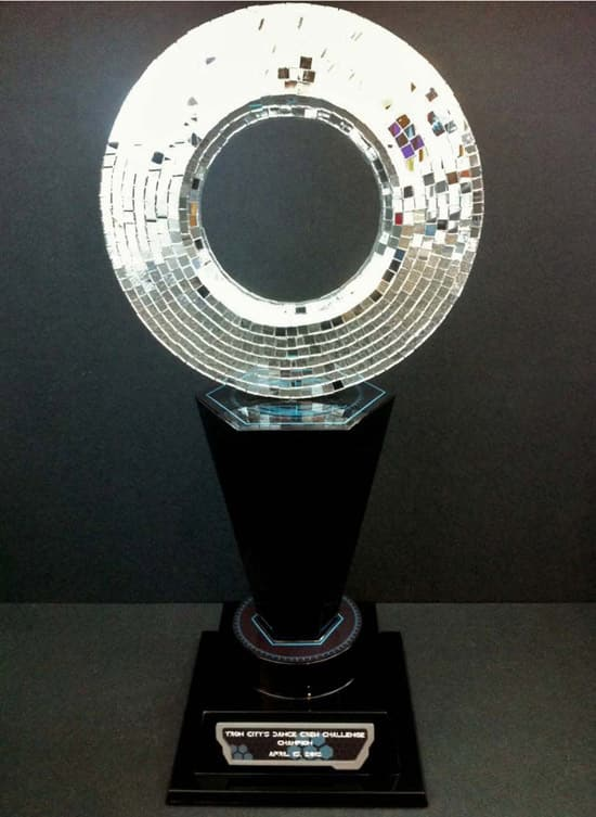 Winning Crew Will Take Home the DISC-OBALL Trophy as TRON CITY'S DANCE CREW CHALLENGE Ultimate Champions