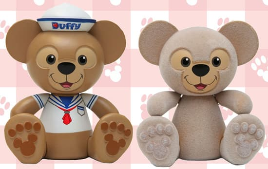 Duffy the Disney Bear Vinylmation Figures Coming to Disney Parks