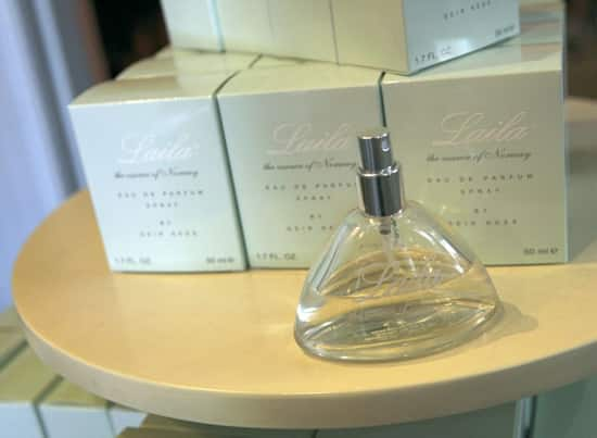 'Laila, The Essence of Norway' Perfume Available at Epcot at Walt Disney World Resort