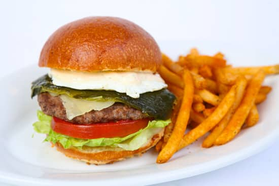 Green Chile Cheeseburger at Carnation Café Reopening June 13 at Disneyland Park