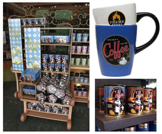 Mickey's 'Really Swell' Coffee Mugs Available at Disney Parks