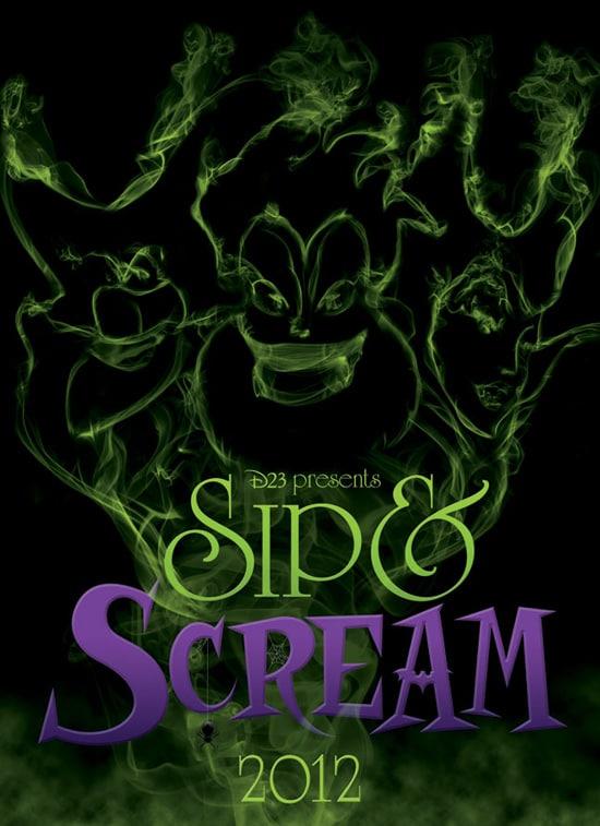 D23 Presents 'Sip & Scream' at Walt Disney World Resort