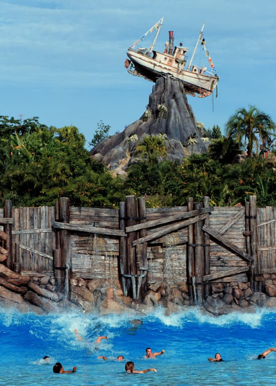Disney's Typhoon Lagoon Water Park at Walt Disney World Resort