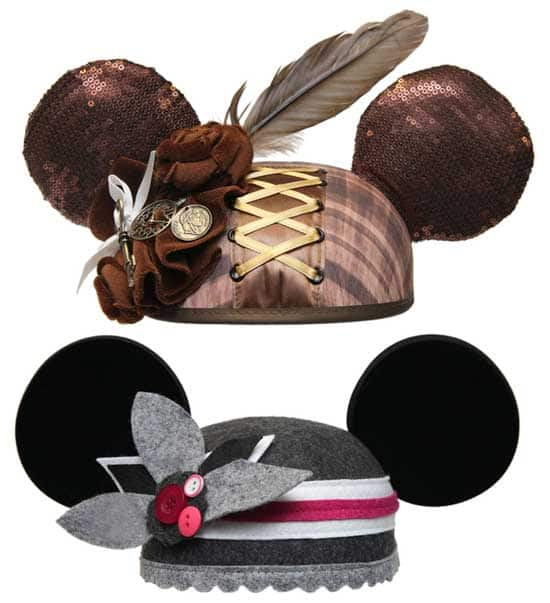New Disney Ear Hats Arrive This Fall!