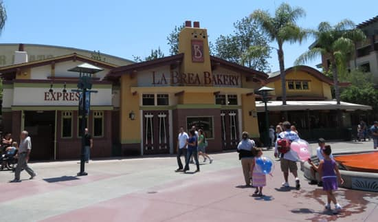 La Brea Bakery Café and Express Café Now Open in the Downtown Disney District at the Disneyland Resort