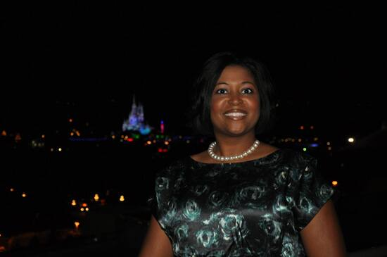 Walt Disney World Moms Panelist Dannée Neal