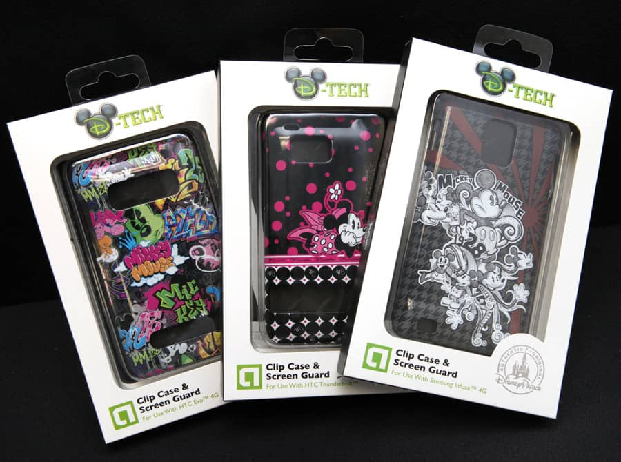New D-Tech Cases for Android Phones and More Arriving This