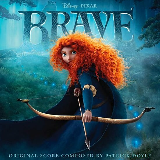 Soundtrack to Disney•Pixar's 'Brave' Available from Select Disney Parks Locations