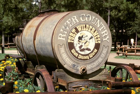 River Country at Walt Disney World Resort