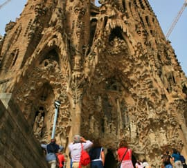 Disney Cruise Line Port Adventures in Barcelona