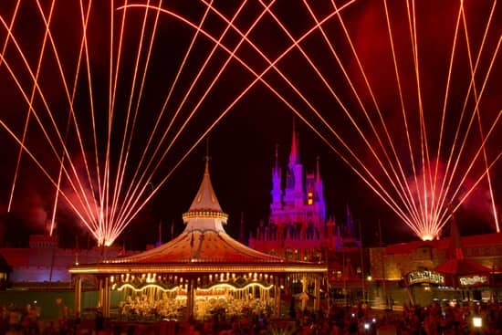 Fireworks over Cinderella Castle, Mickey's PhilharMagic and the Prince Charming Regal Carrousel at Magic Kingdom Park