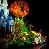 An After-Dark View of Magic Kingdom Park's Main Street Electrical Parade