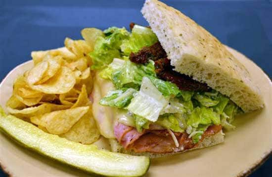 Create Your Own Sandwich at Makahiki Restaurant at Aulani, A Disney Resort & Spa